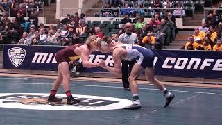 125 f, MAC 2012 Joe Roth, CMU vs Nic Bedelyon, KSU