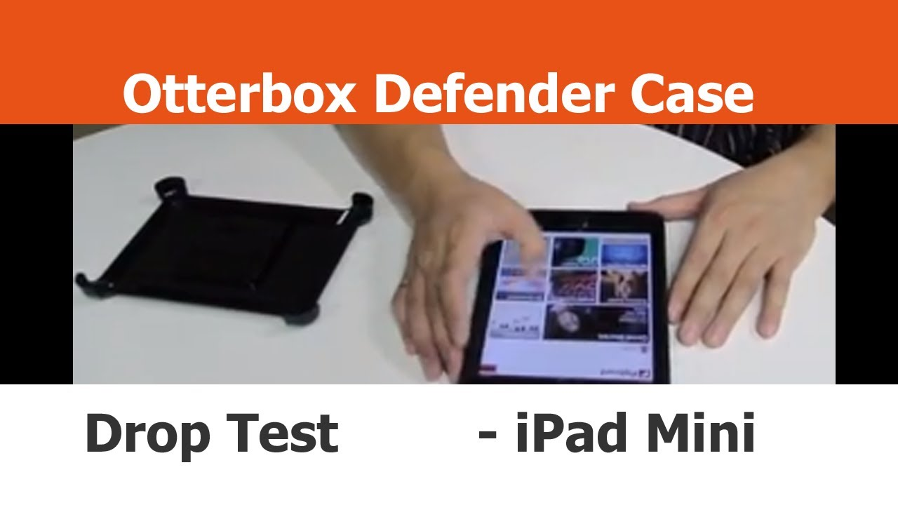 Otterbox Defender Case for the iPad Mini - Full ...