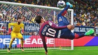 PS4] Neymar vs Germany - Gameplay PES 2018 Demo Superstar - mp3toke