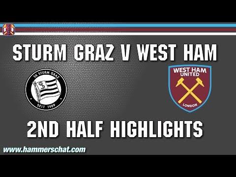 Sturm Graz (A) vs West Ham United