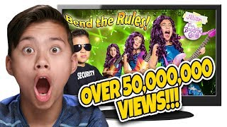 KIDS REACT TO BEND THE RULES!!! Most Popular Video on JillianTubeHD! Over 50 Million Views! #4