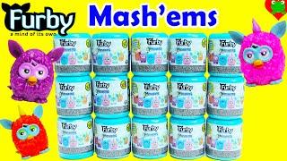 Furby Mashems Full Set Super Squishy Fun