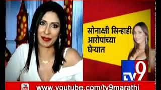 #MeToo: Pooja Misrra accuses Shatrughna Sinha and Salman Khan for sexual misconduct & rape-TV9