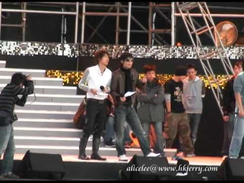 080119-F4 New Song Release Concert rehersal