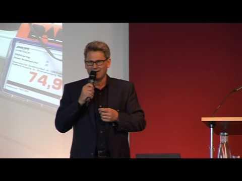 Vortrag: Josef Thaler über das Radio der Zukunft - Trendmarketing