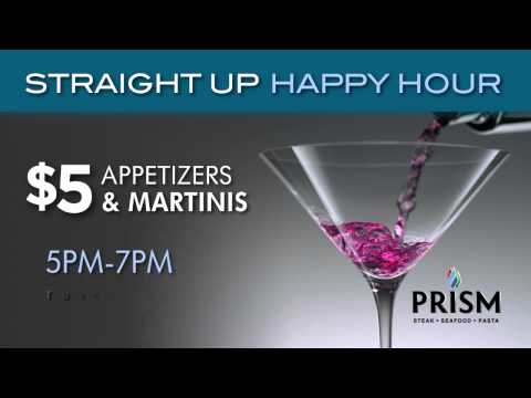 Happy Hour at Prism