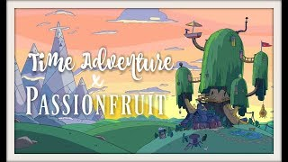 Time Adventure x Passionfruit • cover by Jenny (Adventure Time & Drake)