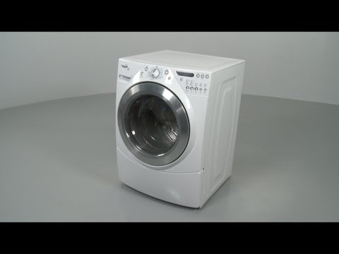 Whirlpool Duet Kenmore He3 Front Load Washer Disassembly