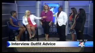 Carrie LaShell Channel 4 Jacksonville--Interview Tips