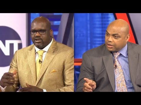 Shaq & Charles Barkley react to Trail Blazers defeat Thunder 111-98 in Game 4 | Inside The NBA