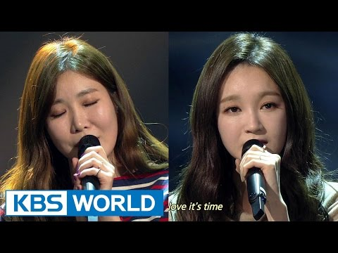 Davichi - Goodbye, My Love | 다비치 - 이별 이야기 [Immortal Songs 2]