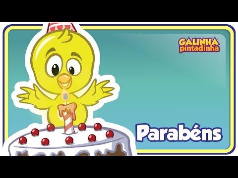 Baixar PARABÉNS DA GALINHA PINTADINHA - DVD Galinha Pintadinha 4 - OFICIAL