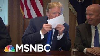 Where Are Democrats As GOP Prepares Vote On 'Pro-Rich' Tax Cut? | Morning Joe | MSNBC