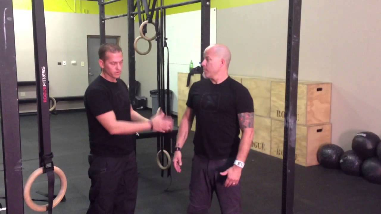 Myofascial release for shoulder mobility - YouTube