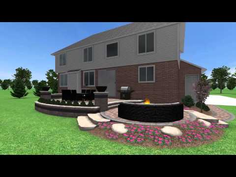 How to Design a Brick Paver Patio - Chesterfield MI