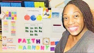 Morning Circle Time Homeschool Routine - Teach Tuesday 1