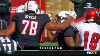 Texas Tech vs. Eastern Washington Football Highlights