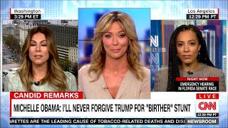 Angela Rye discusses Michelle Obama's new memoir