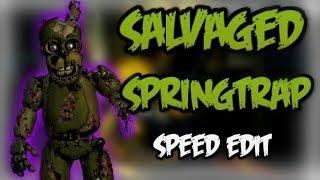 FNAF 6 SPEED EDIT] Ignited Rockstar Animatronics l JHH_114