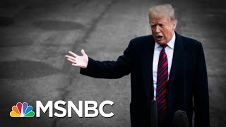 NYT: Trump Has Publicly Attacked Russia Investigation Over 1,100 Times | The 11th Hour | MSNBC