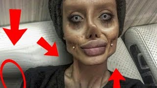 Sahar Tabar The Angelina Jolie Look-A-Like Exposed As Fake - RESPONSE & UPDATE