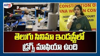 TDP leader Divyavani sensational comments on Tollywood..