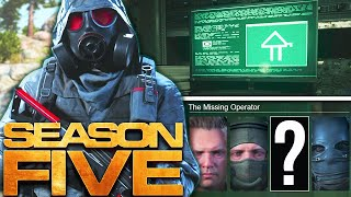 Call Of Duty WARZONE: New STADIUM EASTER EGG, The MISSING Operator, & MORE! (Season 5)