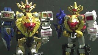 đồ chơi lắp ráp robot siêu nhân gao Power Rangers Wild Force Toys 파워레인저 정글포스 장난감