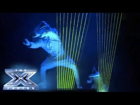 Finale: The Laser Dance - THE X FACTOR USA 2013 - The X Factor USA  - eiakWjzjPHw -