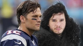 Check Out This Epic Tom Brady/Game of Thrones Mashup