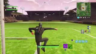 ALL 6 FOOTBALL PITCH LOCATIONS ON MAP! FORTNITE