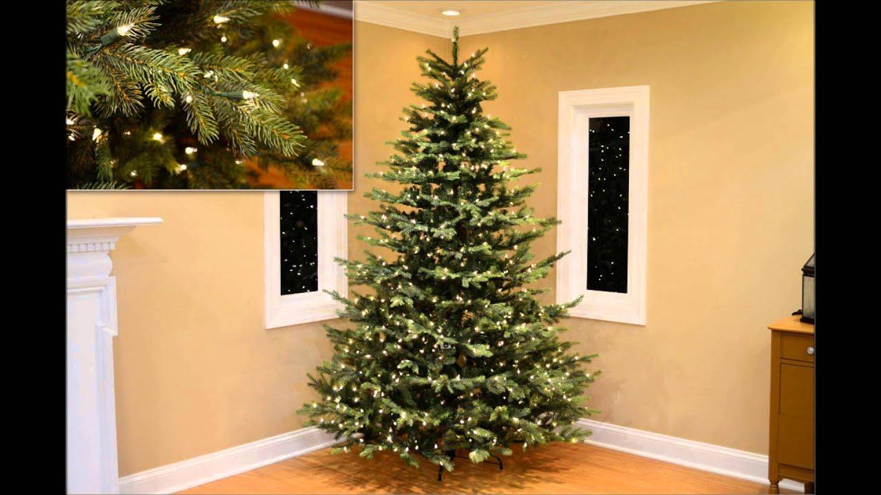 Victorian Fir Artificial Christmas Trees - Treetime - YouTube
