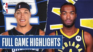 MAGIC at PACERS | FULL GAME HIGHLIGHTS | August 4, 2020