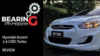 Hyundai Accent 1.6 CRDi Review