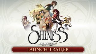 Shiness: The Lightning Kingdom - Launch Trailer