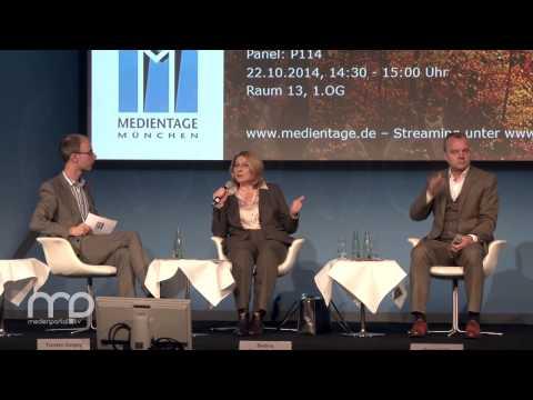 Diskussion: Die Zukunft des Journalismus - Print und Online