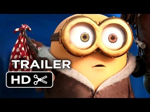Filme dos Minions ganha trailer oficial