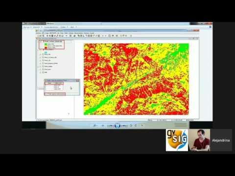 gvSIG Festival - Geoprocesamiento con gvSIG