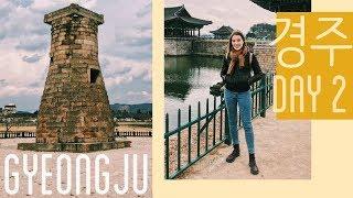 Visiting World Heritage Sites in Gyeongju 경주 Korea Travel Vlog