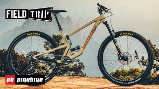 Santa Cruz's $2,899 Hightower D Review: The Least Expensive 'Tower | 2020 Pinkbike Field Trip