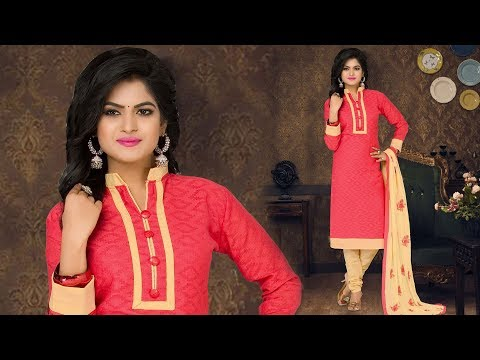 Punjabi Suits Online: Punjabi Dresses Salwar Kameez Designs with Combination of Latest Neck Patterns