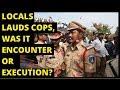 Hyderabad Rapists Shot Dead: Locals Lauds Cops, Was It Encounter or Execution? | NewsX