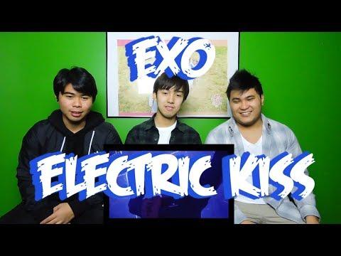 EXO - ELECTRIC KISS MV REACTION (FUNNY FANBOYS)