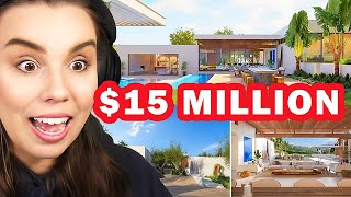 I built my $15 MILLION dream home in The Sims 4 from Zillow