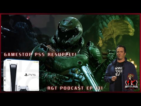 RGT Podcast Ep 131 - PS5 Gamestop Pre Orders | Microsoft Buys Bethesda |