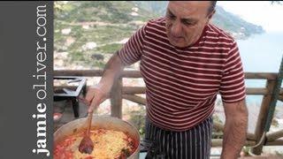 Gennaro Cooks Chilli Tomato Taglierini