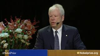 Nobel Lecture: Richard Thaler, The Sveriges Riksbank Prize in Economic Sciences