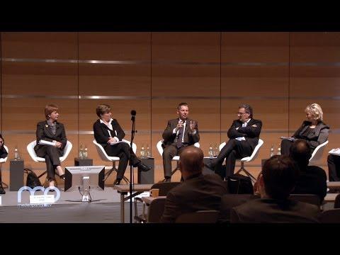 Infrastrukturgipfel 2013: Mobile Media 2020 - Frequenzpolitik im Fadenkreuz