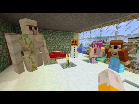 Minecraft Xbox - Good Friends [119] - stampylonghead  - ejDJIivwYXY -