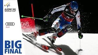 A JE TO TU! Petra Vlhová v priamom súboji zdolala Shiffrinovú v paralelnom slalome